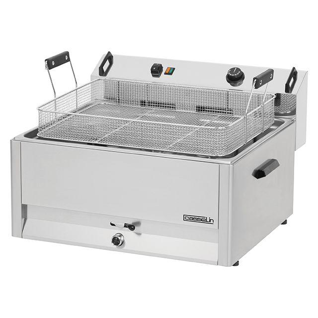 CASSELIN friteuse à beignets électrique 30l 15kw - cfb30