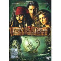 The Walt Disney Company Italia S.P.A. - Pirati Dei Caraibi - La Maledizione Del Forziere Fantasma IMPORT Italien, IMPORT Dvd - Edition simple