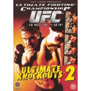 Ultimate Fighting Championship - Ultimate Knockouts 2 IMPORT Anglais, IMPORT Dvd - Edition simple