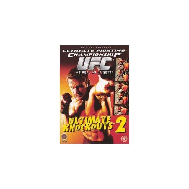 Fight Dvd - Ultimate Fighting Championship - Ultimate Knockouts 2 IMPORT Anglais, IMPORT Dvd - Edition simple