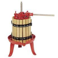 Bouchonnerie Jocondienne - pressoir à cliquet en hêtre 4l d15 - p4