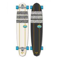 Flying Wheels - Longboard Aladin 45 Lgsk8 - White