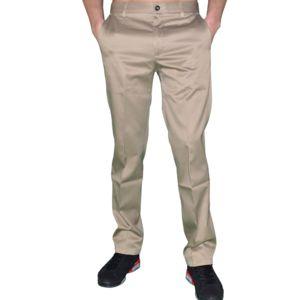 Pantalon - Chino Homme - Beige - Medium/L32Minimum Grand Escompte Pas Cher En Ligne 0ZXYY