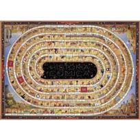 Heye - Puzzle 4000 pièces - Degano : La spirale de l'histoire - Opus 1