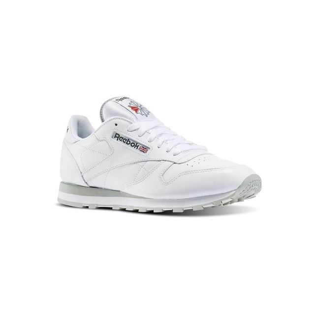 reebok 37 classic leather blanc