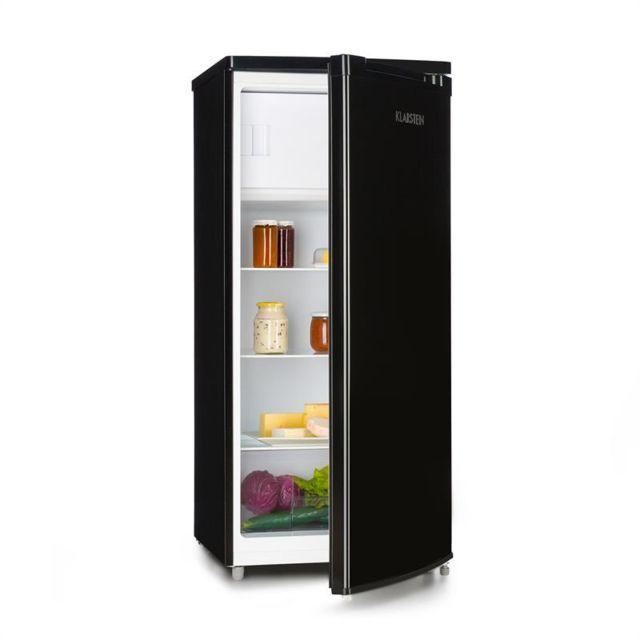 KLARSTEIN Samara L Réfrigérateur 181 litres Crisper Classe A+ - noir