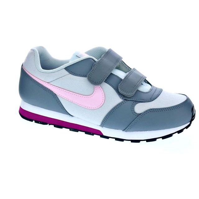 2fdd87a034 Nike - Chaussures Fille Baskets modele Md Runner 2 - pas cher Achat ...