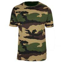 Ledertys - Tee-shirt camouflage - Centre Europe