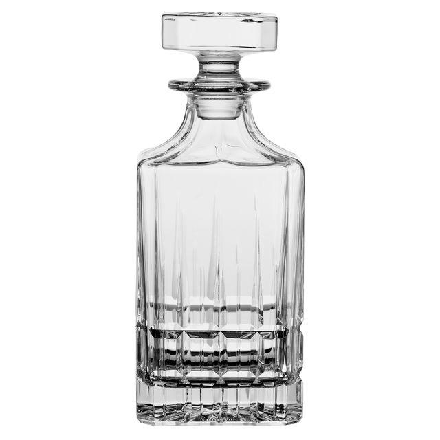 cristal de paris coffret whisky 6 verres 24cl carafe 80cl pas cher achat vente verre. Black Bedroom Furniture Sets. Home Design Ideas