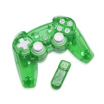 AFTERGLOW - Rock Candy - Manette PS3 sans fil - verte