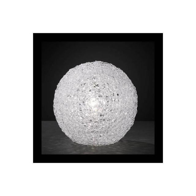 Millumine - Lampe Boule Blanche 20
