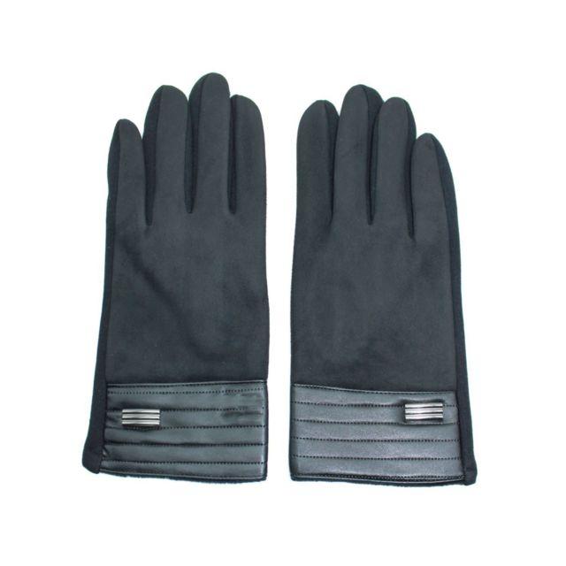 38bab1d2902f1 Kebello - Gants thermique tactiles - pas cher Achat / Vente Gants ...