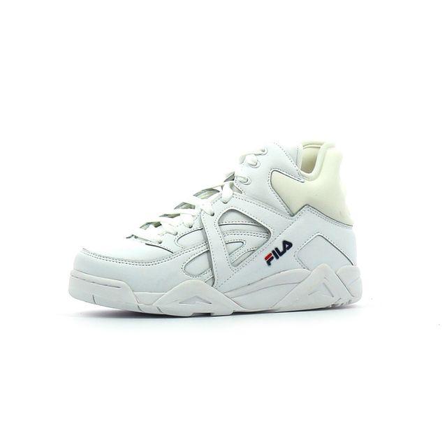 308990eddae0c3 Fila - Baskets montantes Cage L mid Women - pas cher Achat / Vente  Chaussures de ville femme - RueDuCommerce