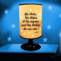 Stc - Lampe Projection Les Rêves, les Désirs et les Espoirs