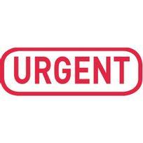 "Trodat - Tampon Printy 4992.06 Formule commerciale - ""urgent"