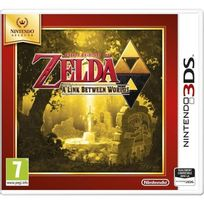 NINTENDO - The Legend of Zelda A Link Between Worlds - 3DS