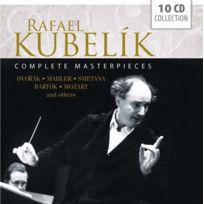 Membran - Rafael Kubelik - Complete Masterpieces-mahler Dvorak Bartok Etc. Coffret