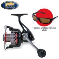 Lineaeffe - Moulinet Sunshine 40FD + Lunettes Polarisante Offerte