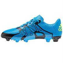 pretty nice ce3da 3fe29 Adidas - X 15.3 Fg ag J Chaussure Garçon - Taille 38 - Bleu