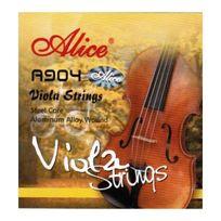 Alice - Jeu de 4 cordes pour Alto ~ sous blister