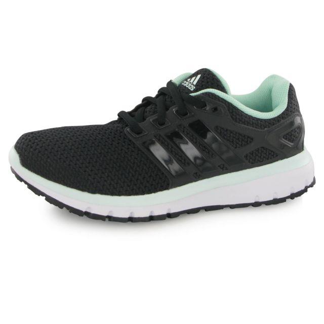 Adidas - Energy Cloud Wtc noir, chaussures de running femme ...