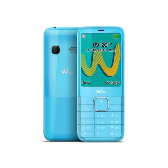 Téléphone Portable Riff 3 Plus Ls Bleu Clair à Prix Carrefour