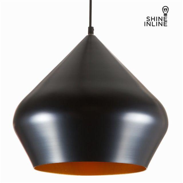 Shine in line Lampe en aluminium noir by Shine Inline