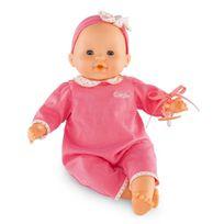 COROLLE - Mon bébé Classique rose - DMN06