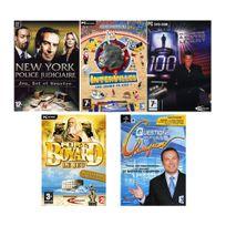 Mindscape - Pack 5 Jeux Tv - Volume 1 - Pc