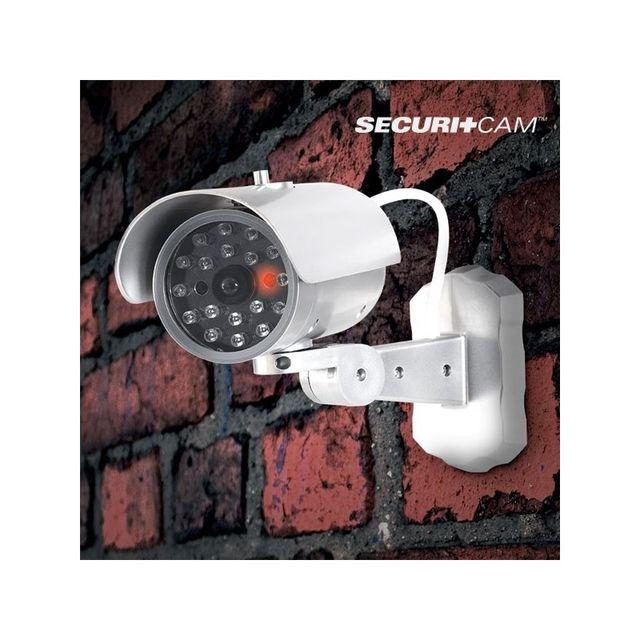 bitblin fausse cam ra de surveillance securitcam m1000. Black Bedroom Furniture Sets. Home Design Ideas
