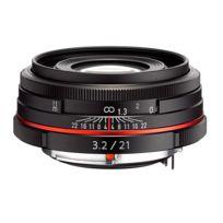Pentax - 21 / 3.2 Hd Ed Al Limited Noir Garanti 2 Ans