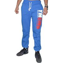 Ymcmb - Bas De Jogging - Homme - Hp46 - Bleu Royal