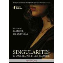 Epicentre Films - Singularités d'une jeune fille blonde