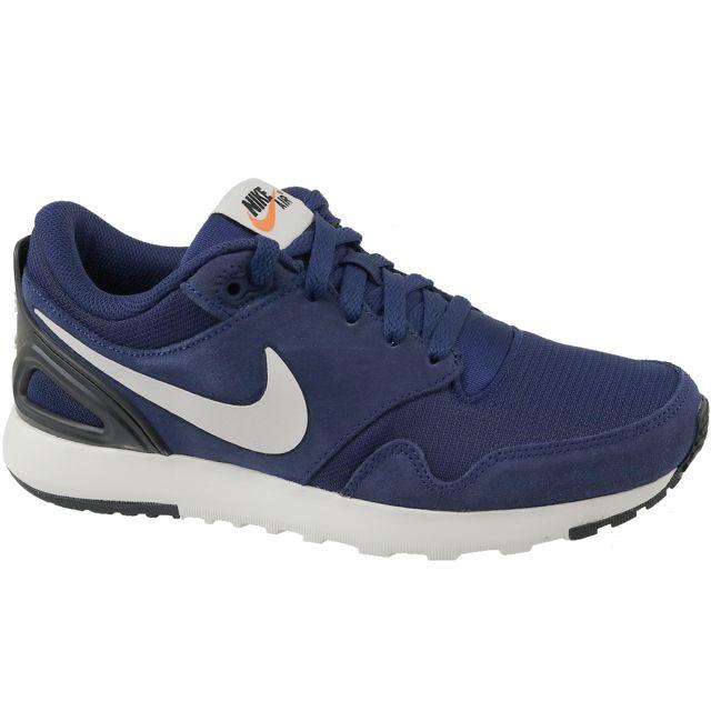 reputable site 0a1fd c25b9 Nike - Air Vibenna 866069-400 Bleu - pas cher Achat  Vente Baskets homme -  RueDuCommerce