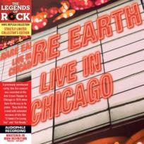 Vinyl Replica de Luxe - Rare Earth - Live in Chicago