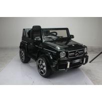 Mercedes Benz - Véhicule électrique noir G63 Amg