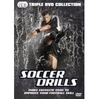 Duke Marketing - Soccer Drills IMPORT Coffret De 3 Dvd - Edition simple