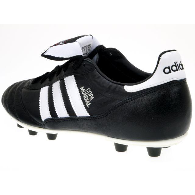 Adidas - Chaussures football moulées Copa mundial moulee Noir 16950