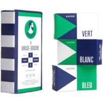 Le Baigneur - Pack de 3 Savons Amuse-Douche