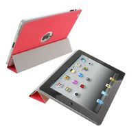 Yonis - Smart cover new iPad 3 sticker rouge