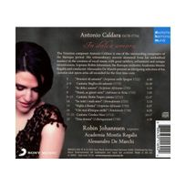 Deutsche Harmonia Mundi - Caldara:in Dolce Amore