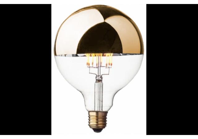 Declikdeco La lumière n'est plus seulement une nécéssité sinon un véritable objet décoratif : l'Ampoule Style Rétro Globe Led Calot