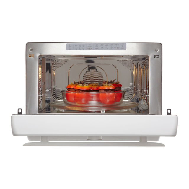 Whirlpool - Micro ondes combiné Jet Chef Premium JT479WH