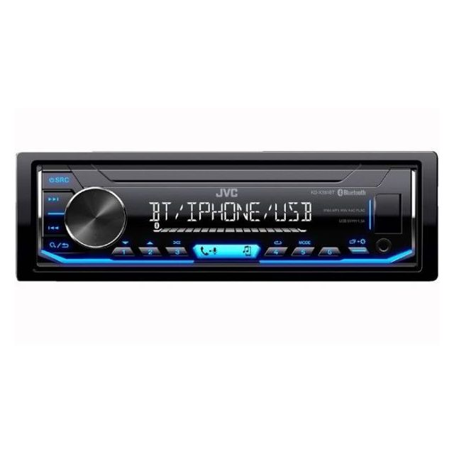 Jvc Autoradio Mp3 Kd-x351BT