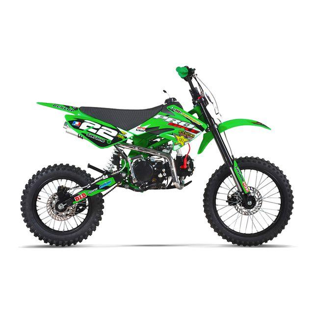 Probike - Moto Pit Bike 150-S - 17/14 - Vert Probike