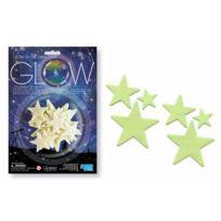 4M - Stickers Étoiles Phosphorescentes