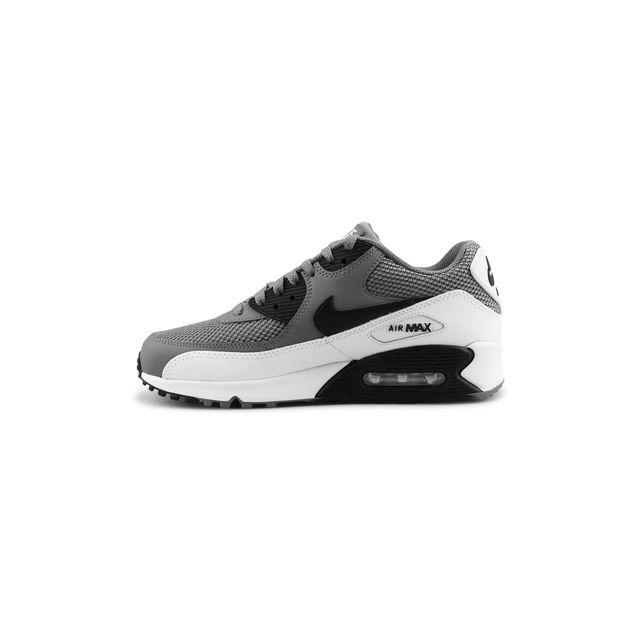separation shoes 75cea 2beca Nike - Air Max 90 Essential Gris 537384-057 - pas cher Achat  Vente Baskets  homme - RueDuCommerce