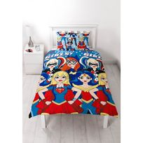 Dc Comics - Parure de lit Super Girls Wonder Woman Comics