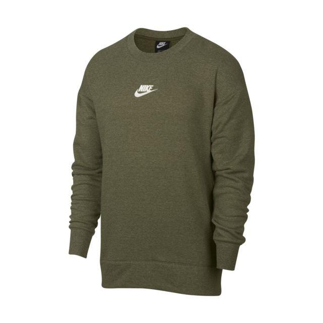 Nike Sweatshirt Sportswear Heritage Fleece Crew 928427