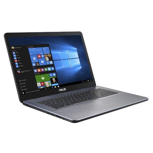 ASUS - VivoBook 17 - R702UB-BX112T - Gris foncé